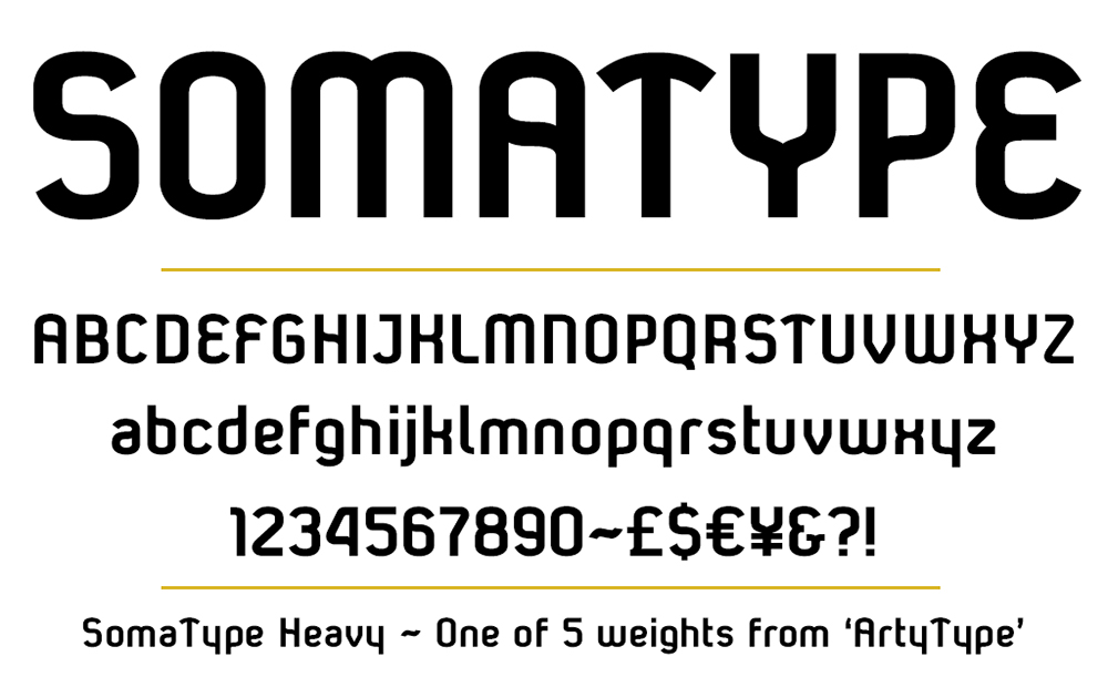 SomaType heavy