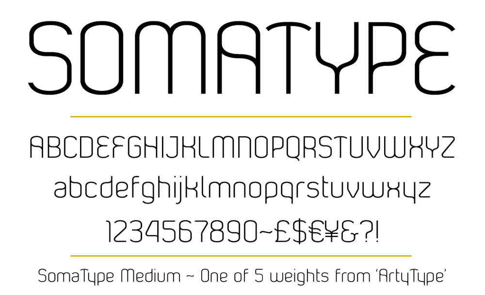 SomaType light