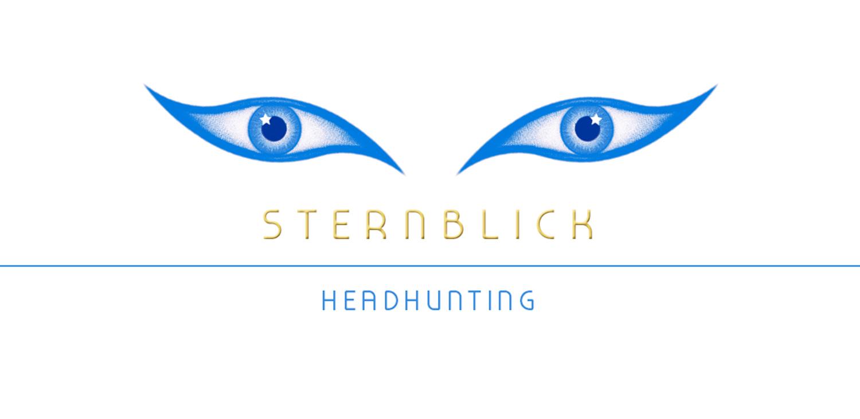 SternBlick Gold Banner