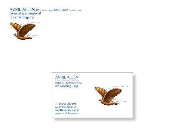 AA Letterhead & card