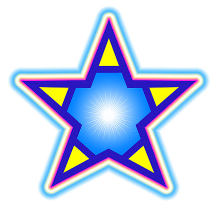 AA Star Logo Colour