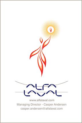 Alfa Laval card