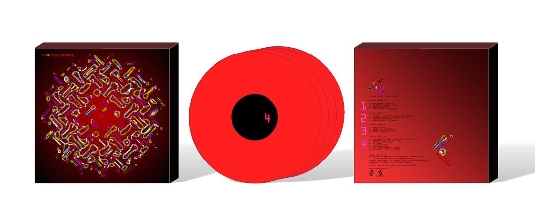 Box set + discs