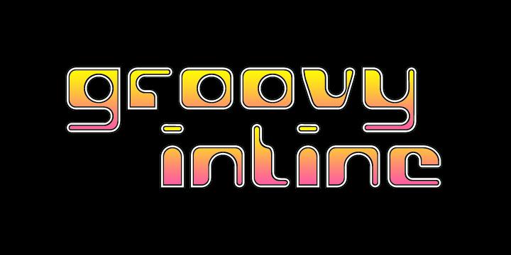 Groovy inline Banner