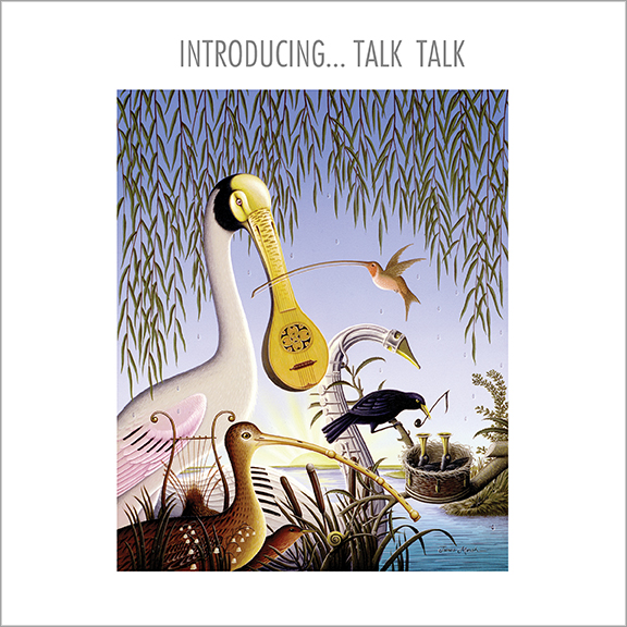INTRODUCING...TALK TALK ac