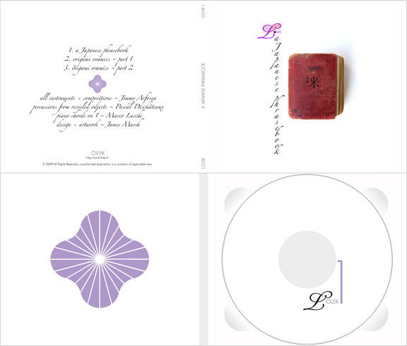 Japanese Phrasebook single digipack