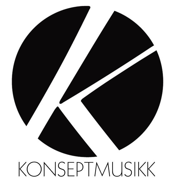 A4 Konseptmusikk + Logo Condensed