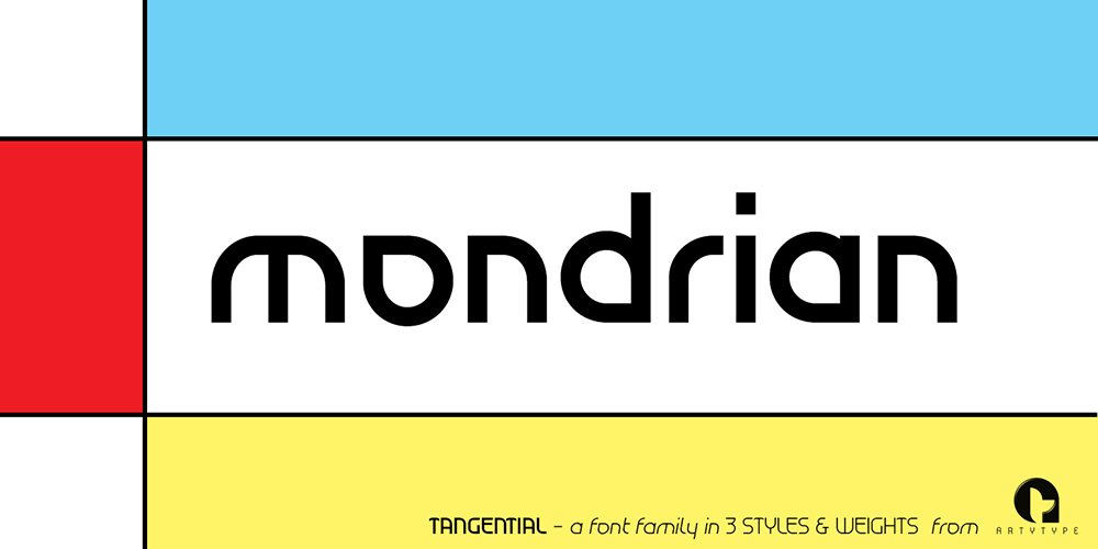 Mondrian Banner
