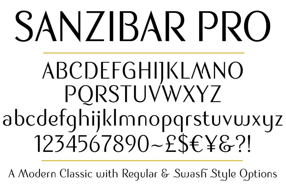 Sanzibar set