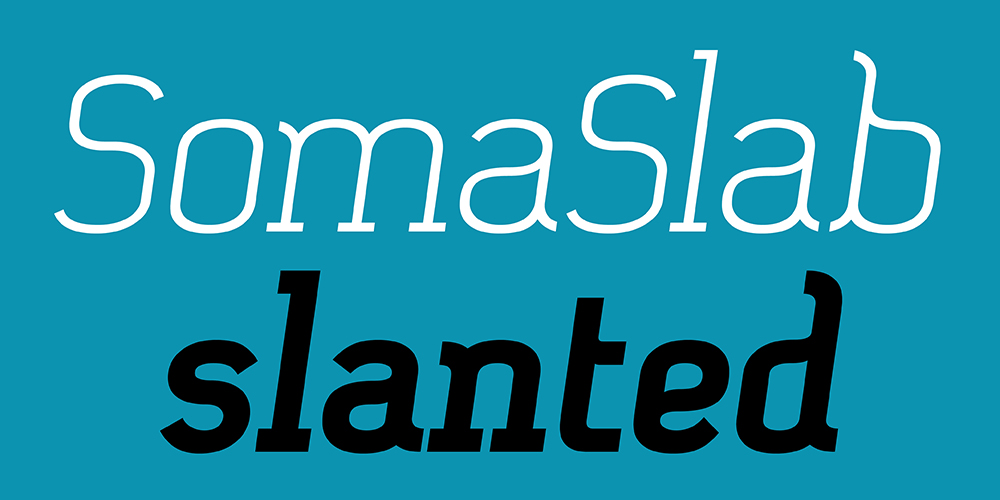 SomaSlab slanted Banner 2