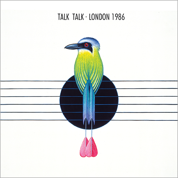 TALK TALK.LONDON 1986 ac