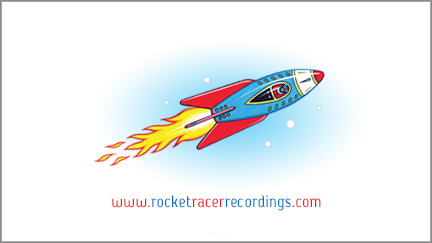 Rocket Racer Banner card 9a